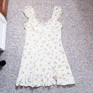 Free People Citrus Printed Dress